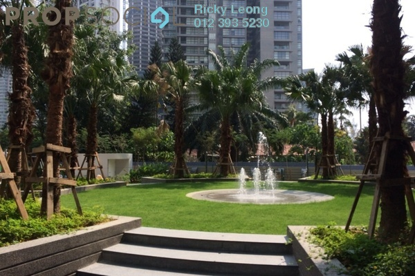 For Rent Condominium at Pavilion Residences, Bukit Bintang Leasehold Fully Furnished 3R/3B 12.0千