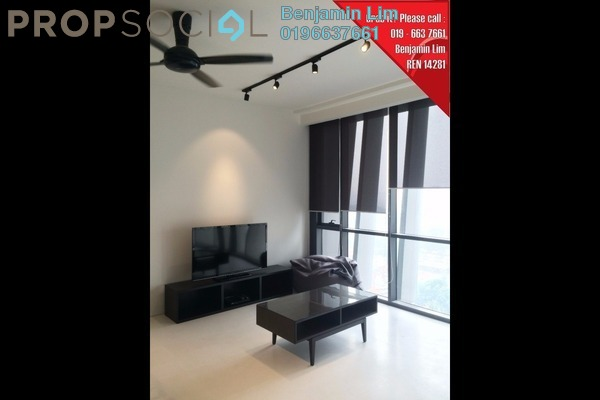 For Rent Condominium at The Capers, Sentul Freehold Fully Furnished 3R/4B 3.6k
