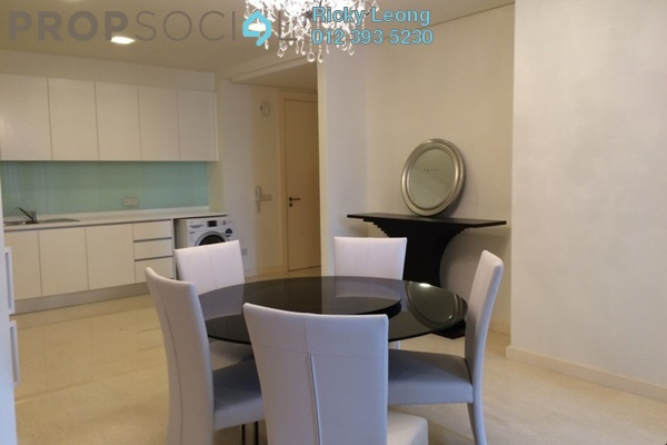 For Rent Condominium at 6 CapSquare, Dang Wangi Freehold Fully Furnished 2R/2B 3.8k