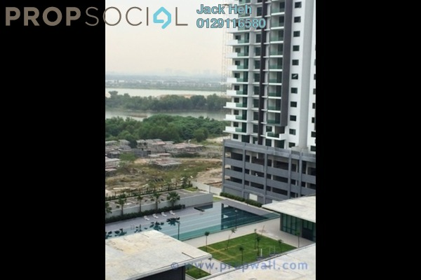 For Rent Condominium at X2 Residency, Puchong Leasehold Semi Furnished 4R/4B 2.8k