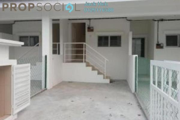 For Sale Townhouse at Taman Tasik Puchong, Puchong Leasehold Semi Furnished 3R/2B 320k