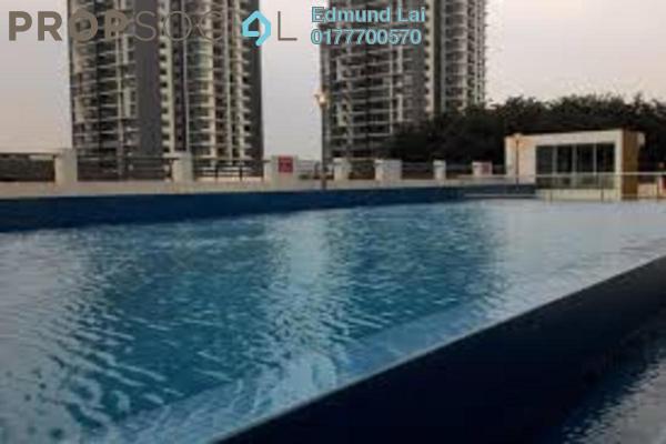 For Rent Condominium at 288 Residences, Kuchai Lama Freehold Semi Furnished 3R/3B 1.6k