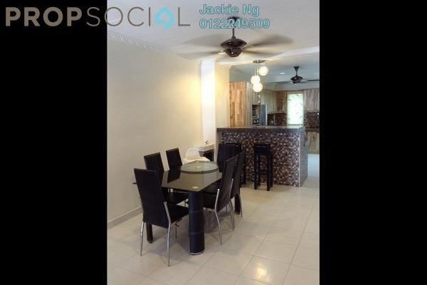 For Rent Terrace at Taman Suria Tropika, Bandar Putra Permai Leasehold Fully Furnished 4R/3B 1.6k