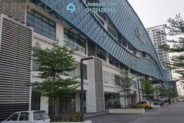 For Sale Shop at Street Mall @ One South, Seri Kembangan Leasehold Unfurnished 0R/0B 1.65m
