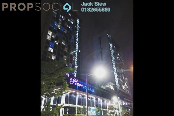 For Sale Duplex at The Place, Cyberjaya Freehold Semi Furnished 0R/1B 335k