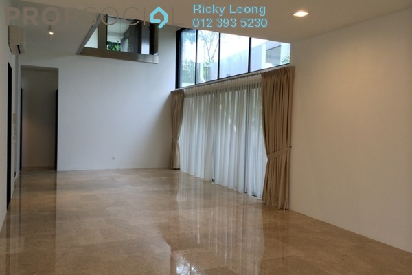 For Rent Bungalow at 20trees West, Melawati Freehold Semi Furnished 5R/4B 9k