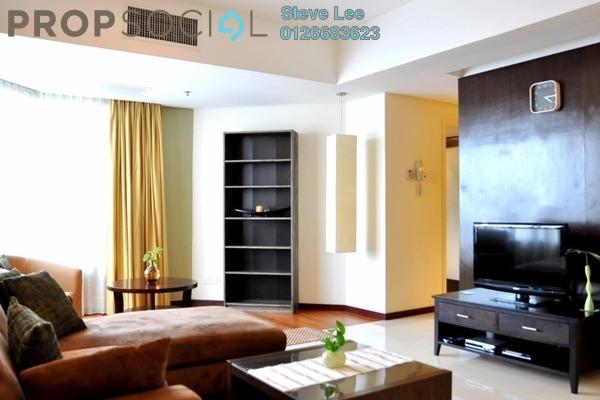 For Sale Condominium at i-Zen Kiara II, Mont Kiara Freehold Fully Furnished 3R/3B 930k