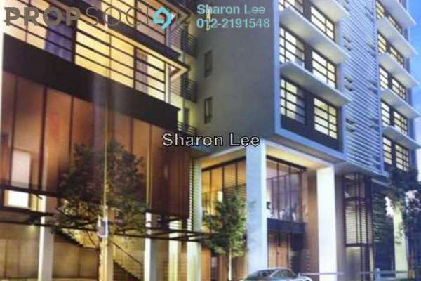 For Sale Condominium at Seri Ampang Hilir, Ampang Hilir Freehold Semi Furnished 3R/4B 2.8m