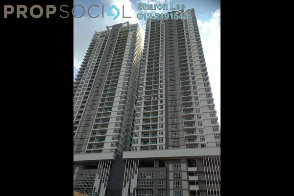 For Sale Condominium at Royal Regent, Dutamas Freehold Semi Furnished 4R/3B 980k
