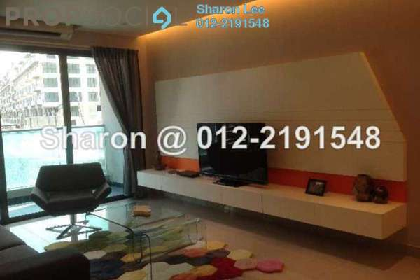 For Sale Condominium at Happy Garden, Old Klang Road Freehold Unfurnished 3R/2B 600k