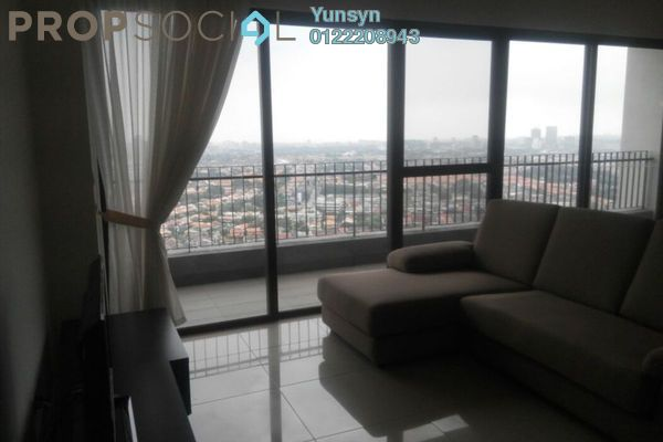 For Rent Condominium at Five Stones, Petaling Jaya Freehold Semi Furnished 3R/3B 4.5k