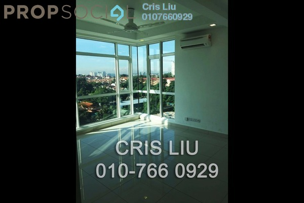 For Sale SoHo/Studio at Central Residence, Sungai Besi Freehold Semi Furnished 2R/1B 455k