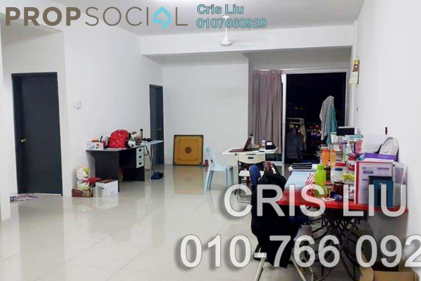 For Sale Condominium at Mahkota Garden Condominium, Bandar Mahkota Cheras Freehold Unfurnished 4R/3B 515k