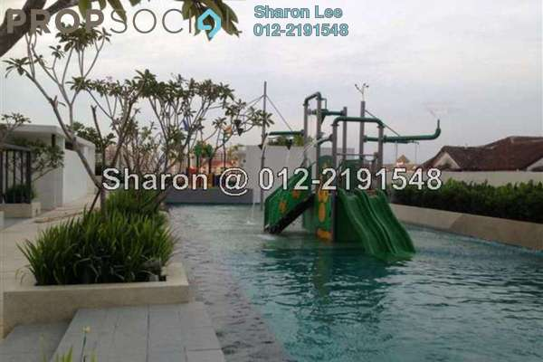 For Rent Condominium at Gembira Residen, Kuchai Lama Freehold Semi Furnished 3R/2B 2.3k