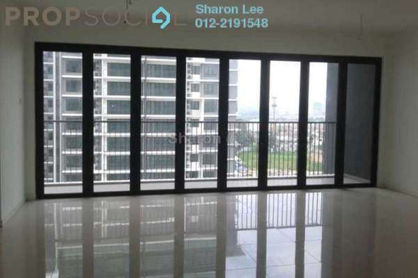 For Rent Condominium at Gembira Residen, Kuchai Lama Freehold Semi Furnished 3R/3B 2.5k