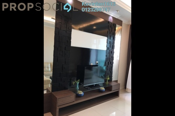For Rent Condominium at The Park Residences, Bangsar South Leasehold Fully Furnished 3R/2B 4.5k
