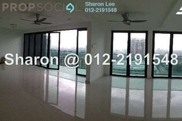 For Rent Condominium at Gembira Residen, Kuchai Lama Freehold Semi Furnished 4R/4B 6.3k