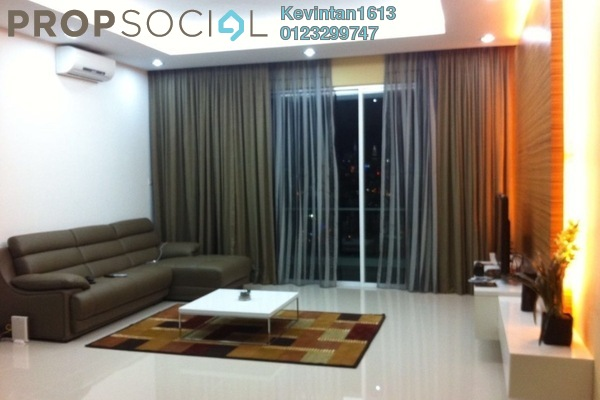 For Rent Condominium at The Park Residences, Bangsar South Leasehold Fully Furnished 3R/3B 6.5k