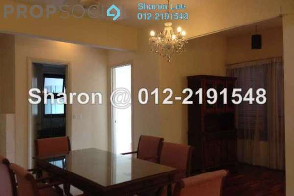 For Rent Condominium at Surian Condominiums, Mutiara Damansara Freehold Fully Furnished 4R/3B 4.2k