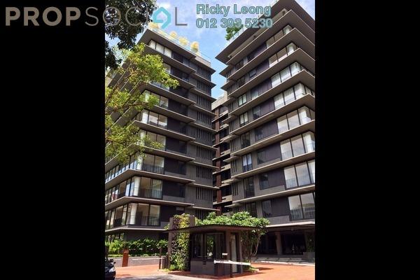 For Rent Condominium at Dedaun, Ampang Hilir Freehold Semi Furnished 3R/2B 11.6k
