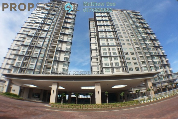 For Sale Serviced Residence at Shaftsbury Square, Cyberjaya Freehold Fully Furnished 1R/1B 415k