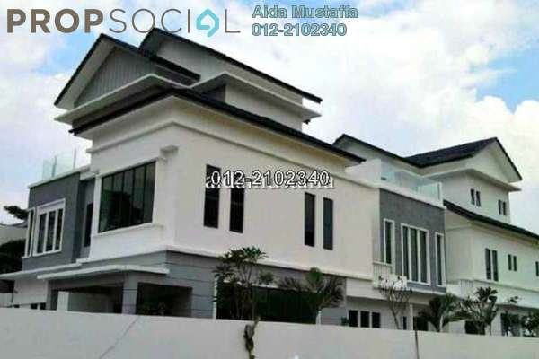 For Sale Bungalow at Hartamas Heights, Dutamas Freehold Semi Furnished 7R/9B 10.5m