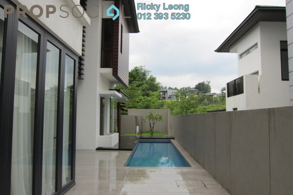 For Rent Bungalow at Seputeh Gardens, Seputeh Freehold Semi Furnished 5R/5B 15k