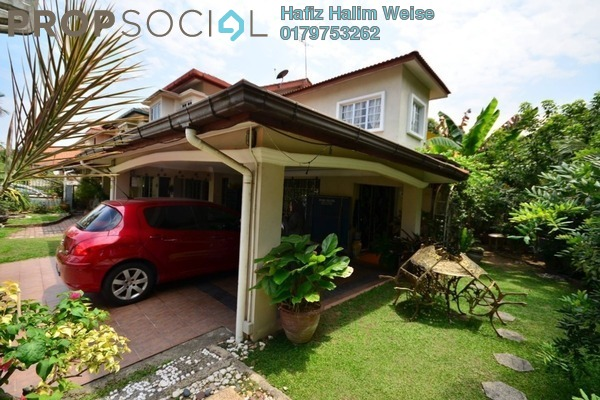 For Sale Terrace at Section 7, Kota Damansara Leasehold Semi Furnished 4R/3B 1.2m