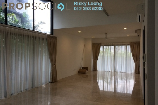 For Rent Bungalow at 20trees West, Melawati Freehold Semi Furnished 5R/4B 12k