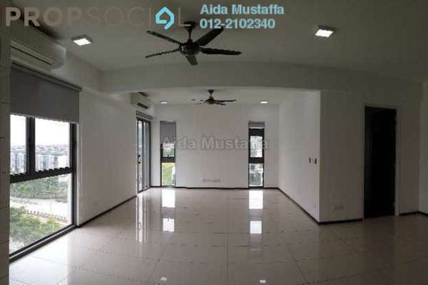 For Rent Condominium at The Breezeway, Desa ParkCity Freehold Semi Furnished 3R/3B 3.5k