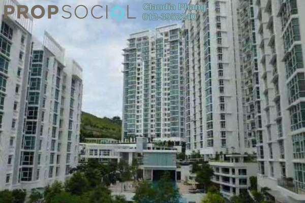 For Rent Condominium at Sunway Vivaldi, Mont Kiara Freehold Semi Furnished 4R/5B 13.0千