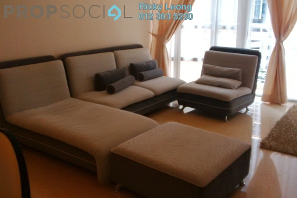 For Rent Condominium at Idaman Residence, KLCC Freehold Fully Furnished 2R/2B 4.2千