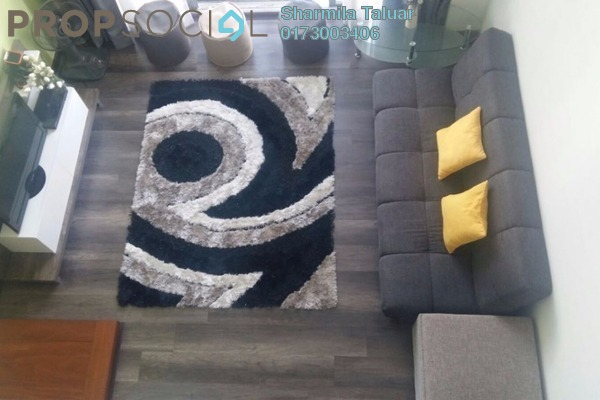 For Rent Serviced Residence at Centrio, Pantai Leasehold Fully Furnished 1R/2B 3.6k