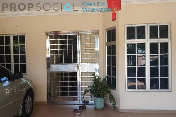 For Sale Terrace at Pandan Perdana, Pandan Indah Leasehold Semi Furnished 3R/3B 1.35m