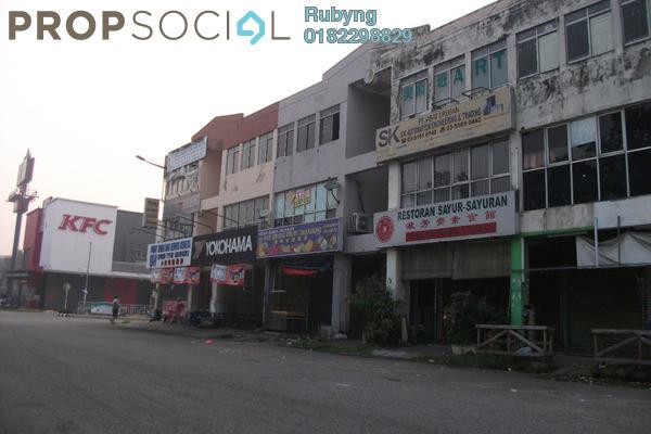 For Sale Shop at Taman Sentosa, Klang Freehold Unfurnished 0R/0B 1.25m