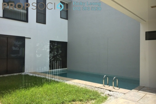 For Rent Bungalow at 20trees, Melawati Freehold Semi Furnished 5R/5B 9.5k