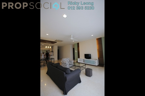 For Rent Condominium at Idaman Residence, KLCC Freehold Fully Furnished 3R/3B 6.5k