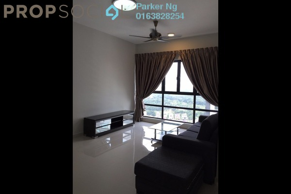 For Rent Condominium at KM1, Bukit Jalil Freehold Fully Furnished 3R/2B 2.9k