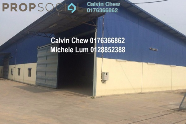 For Rent Factory at Balakong Jaya Industrial Park, Balakong Freehold Unfurnished 0R/2B 4k
