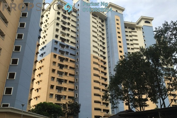 For Sale Condominium at Vista Komanwel, Bukit Jalil Freehold Fully Furnished 3R/2B 495k