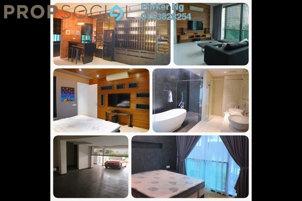 For Rent Condominium at The Treez, Bukit Jalil Freehold Fully Furnished 4R/6B 10k