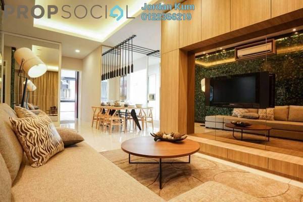 For Sale Condominium at Taman Puchong Prima, Puchong Freehold Semi Furnished 3R/2B 355k