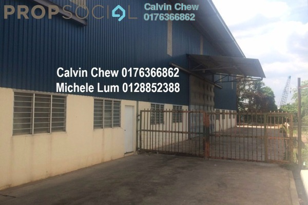 For Rent Factory at Balakong Jaya Industrial Park, Balakong Freehold Unfurnished 0R/0B 13k