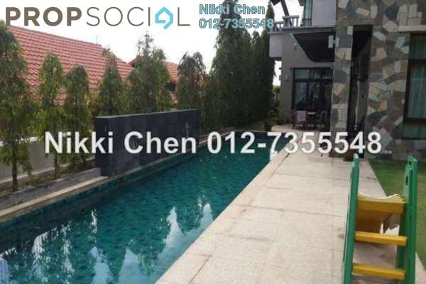 For Rent Bungalow at Kiara Hills, Mont Kiara Freehold Unfurnished 4R/6B 23k