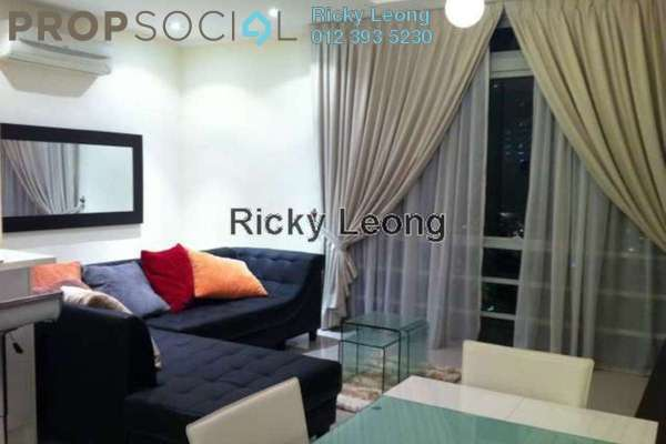 For Rent Condominium at One Residency, Bukit Ceylon Freehold Fully Furnished 1R/1B 3.3千