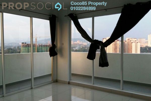 For Rent Condominium at Bayu Sentul, Sentul Leasehold Semi Furnished 4R/3B 1.8k