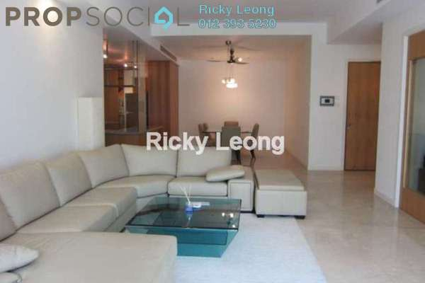 For Rent Condominium at Binjai Residency, KLCC Freehold Fully Furnished 3R/3B 8.5千