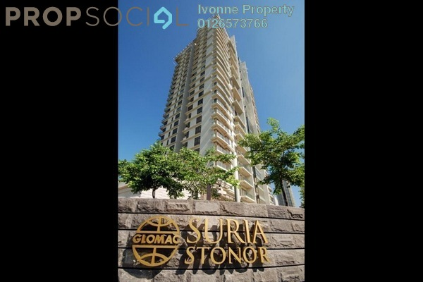For Rent Condominium at Suria Stonor, KLCC Freehold Fully Furnished 3R/6B 16k