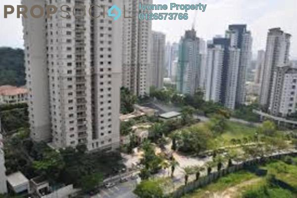 For Sale Condominium at Kiaramas Ayuria, Mont Kiara Freehold Semi Furnished 4R/4B 1.7m
