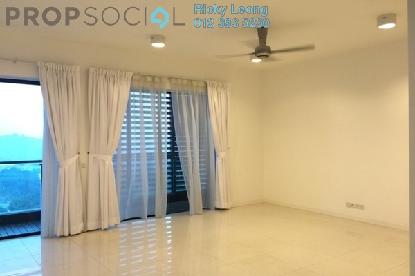 For Rent Condominium at Zehn Bukit Pantai, Bangsar Leasehold Semi Furnished 3R/3B 8.5k